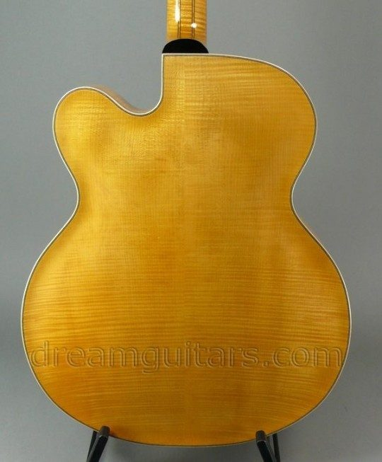 AAA Flame Maple Back and Sides
