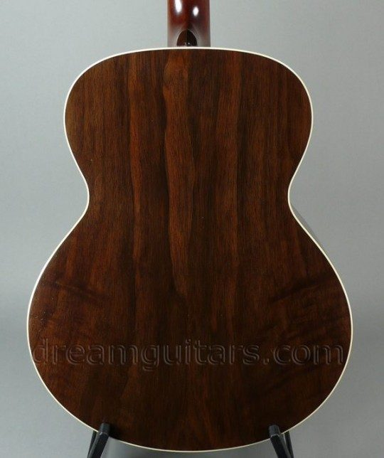 Walnut Back and Sides