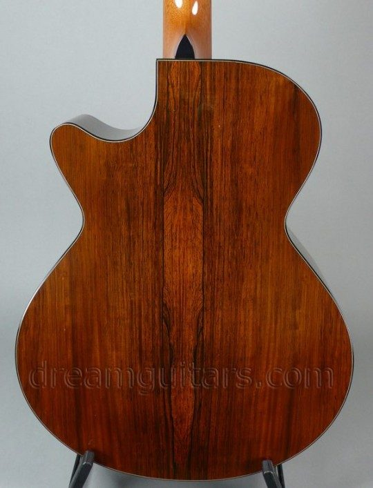 Amazing Brazilian Rosewood Back and Sides