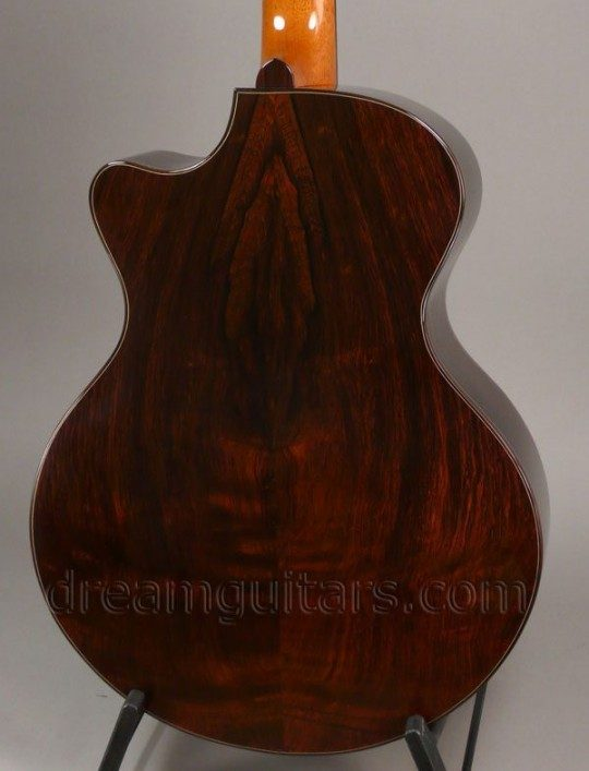 Premium Brazilian Rosewood Back and Sides