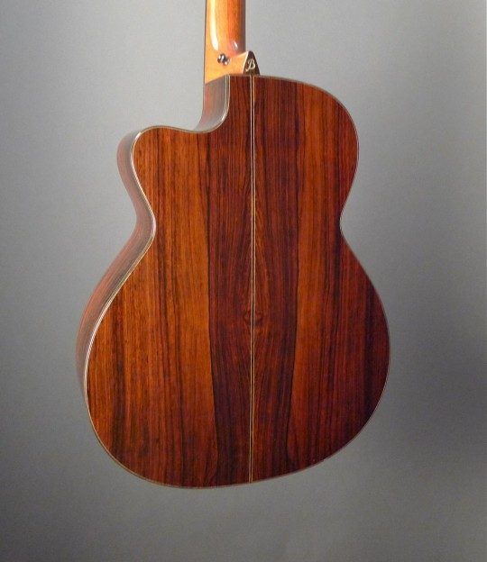 Brazilian Rosewood Premium Old Growth Back and Sides