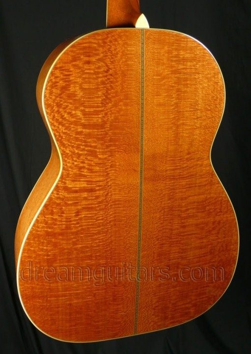 Lacewood Back and Sides