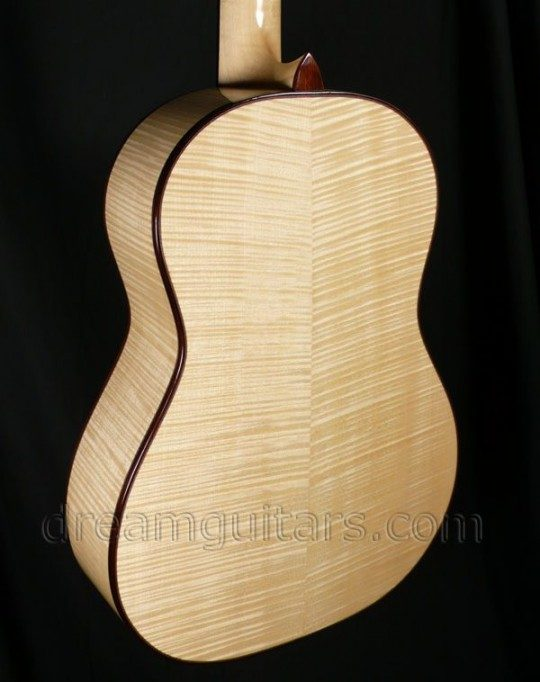 European Maple Back and Sides