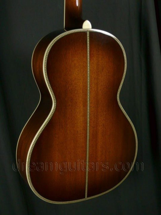 Honduran Mahogany Back and Sides