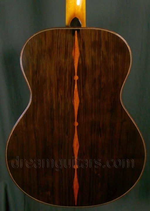 African Blackwood Back and Sides