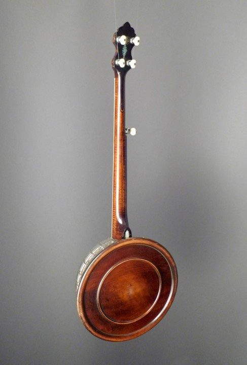 Solid Wood Resonator Cone