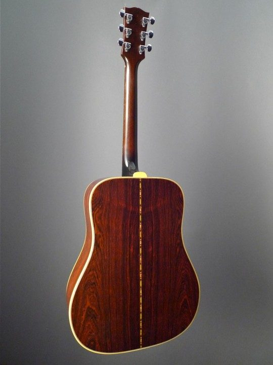 Laminate Brazilian Rosewood Back and Sides
