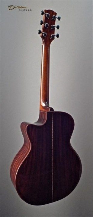 Sheppard Ave Maria Acoustic Guitar