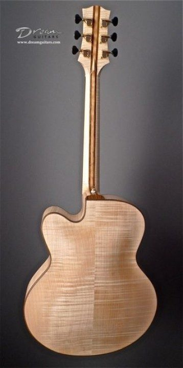 Applegate Archtop Archtop Guitar