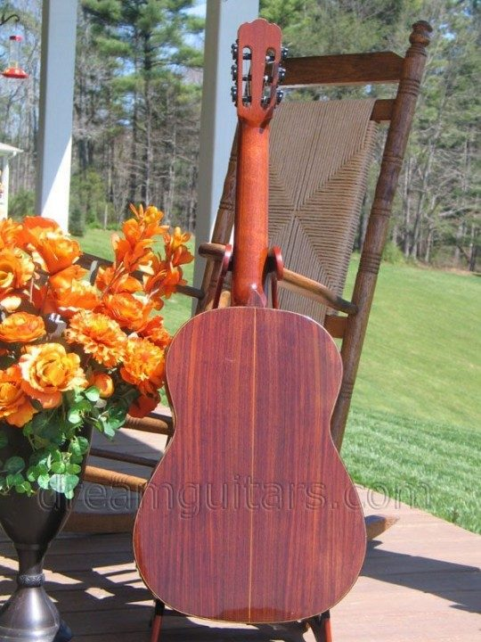 Thomas Humphrey Guitars Classical Guitar