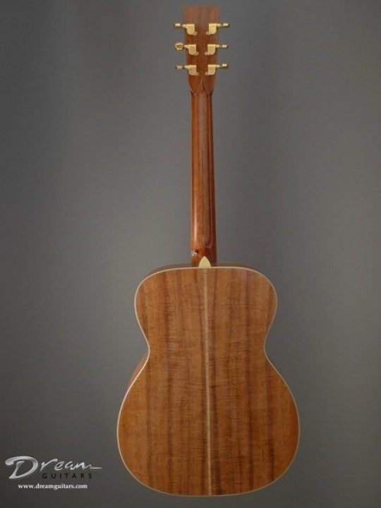 Franklin Guitar Company Acoustic Guitar