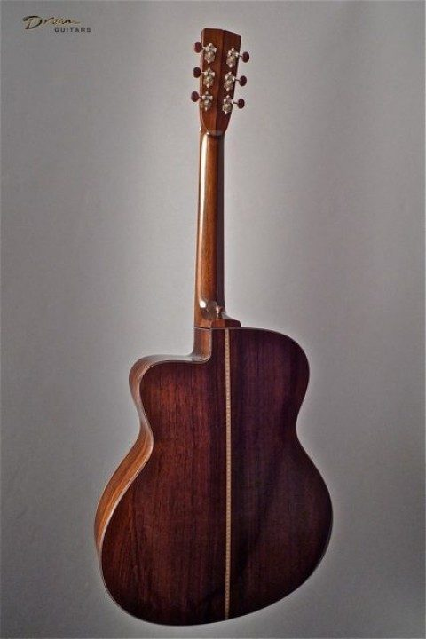 Franklin Acoustic Guitar