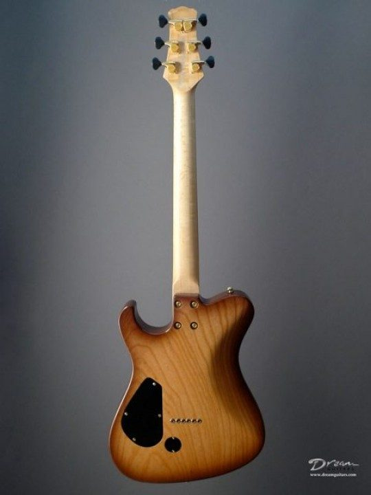 Single Cutaway Solid Body Electric Guitar