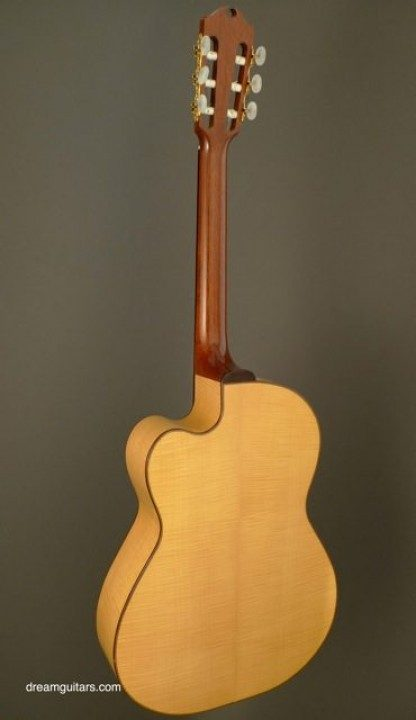 Crossover Nylon String Classical Guitar