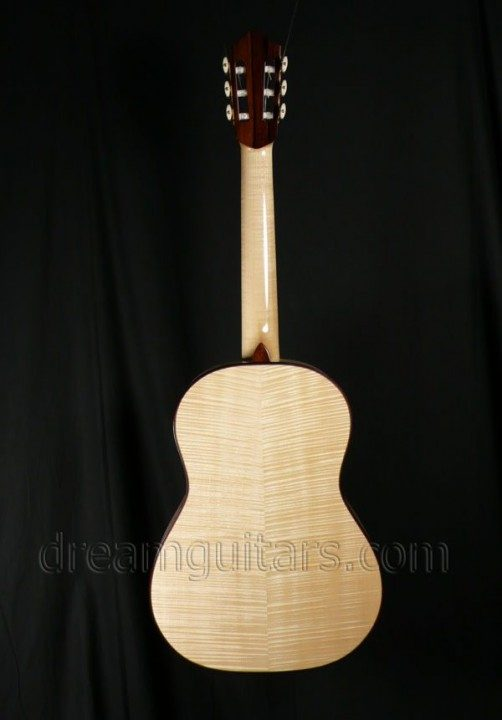 C, Nylon Crossover, Concert, Hybrid Classical Guitar