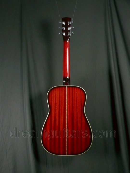 Beard Guitars Model R Acoustic Guitar