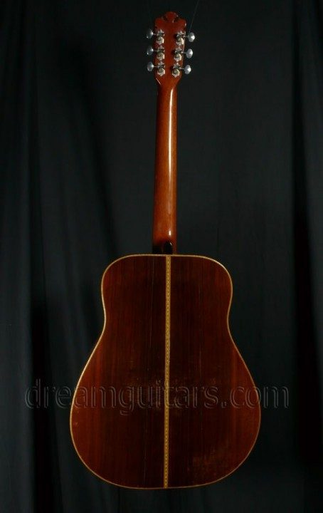 Bozo Bell Western Acoustic Guitar