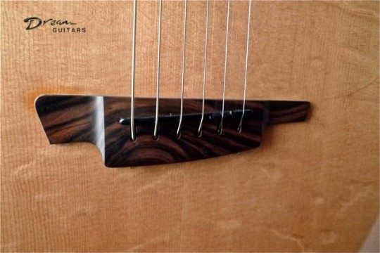 Macassar Ebony Strong Through Bridge