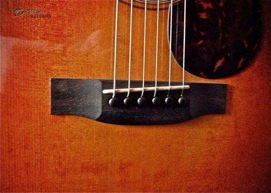 Brazilian Rosewood Bridge