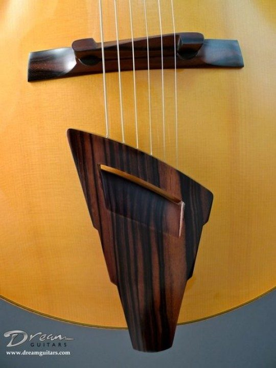 Macassar Ebony Bridge