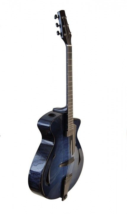 Pagelli Guitars The Massari