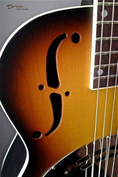 National Reso-Phonic Hybrid Acoustic Guitar