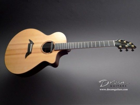 Breedlove Ed Gerhard Signature Model Acoustic Guitar