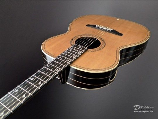 Lehmann Model 2000 Millenium Acoustic Guitar