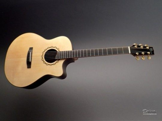 McCollum Grand Auditorium Acoustic Guitar