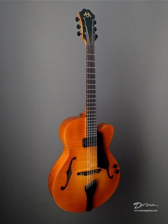 American Archtop, Dale Unger American Dream Archtop Guitar
