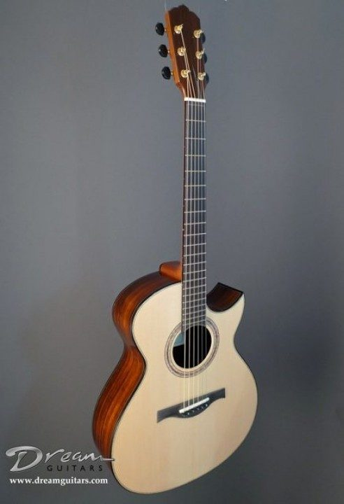 Beauregard OM Acoustic Guitar