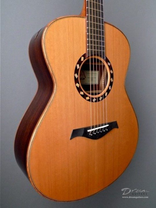 Alberico Guitars OM Acoustic Guitar