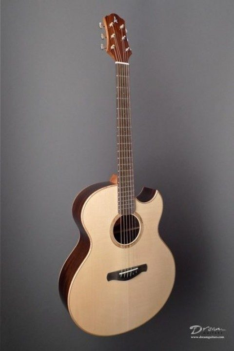 Kronbauer Mini Jumbo Acoustic Guitar