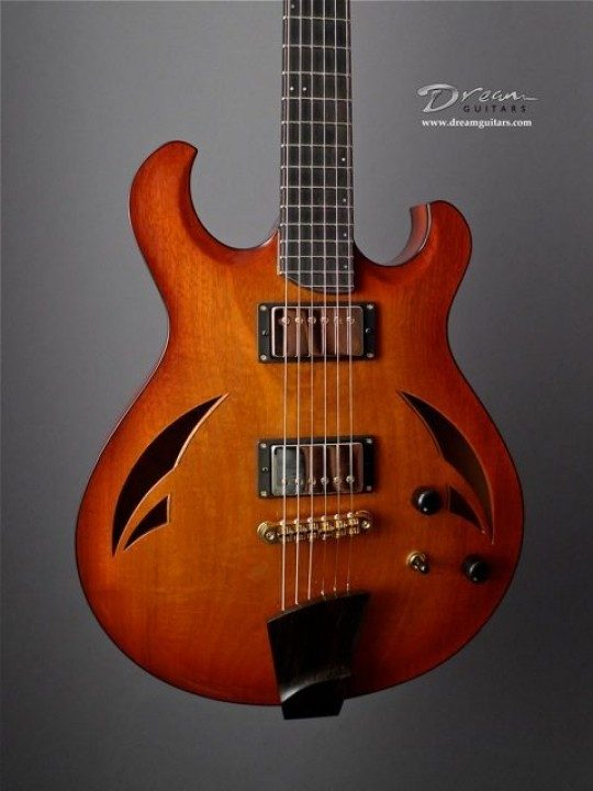 Artinger Hollowbody Standard Archtop Guitar