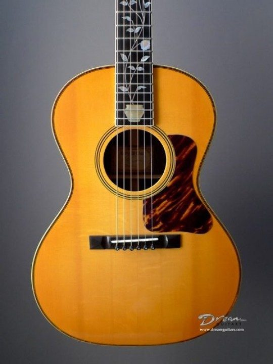 Char Lutheries L-00 Custom Acoustic Guitar