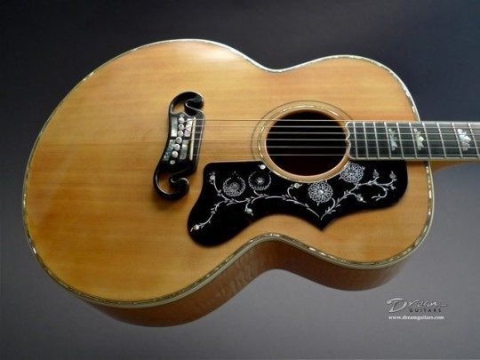 Gibson Guitars J-200 Acoustic Guitar