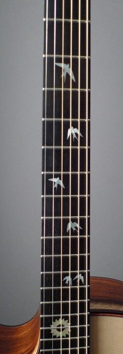 Maingard OM Left Handed Acoustic Guitar