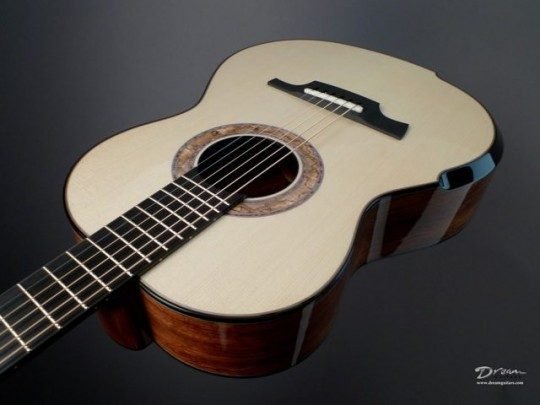 Greenfield G-3 Acoustic Guitar