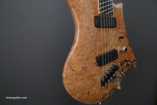 Neck Pickup Voiced Clean and Jazzy