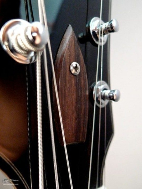 German DB-6 Archtop Guitar