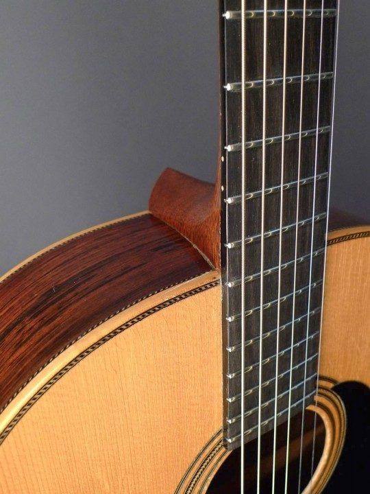 Bill Cumpiano And Michael Millard Replica Gurian Model #2 Acoustic Guitar