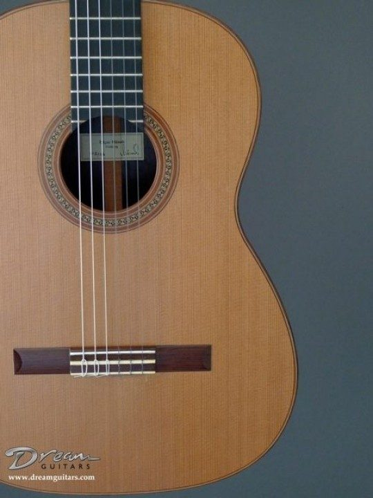Aged Spruce Top