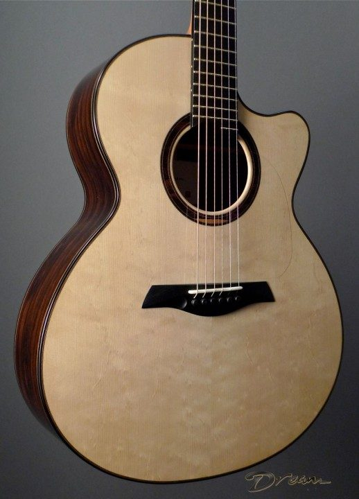 Bearclaw European Spruce Top