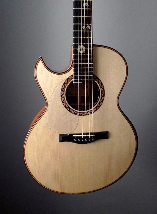 Alpine Spruce Top