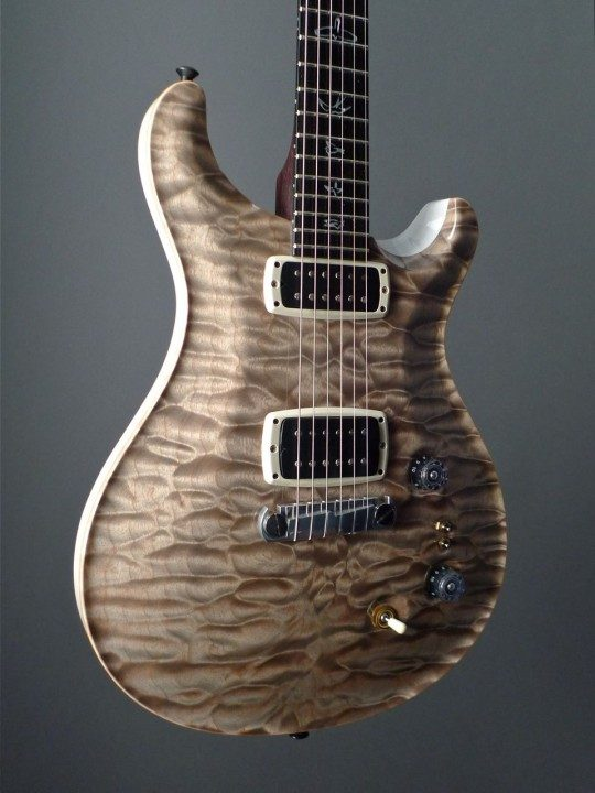 One Piece Quilted Maple Top