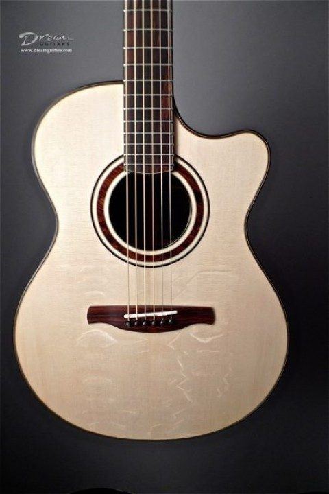Curly Swiss Spruce Top