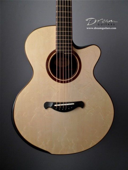 Bearclaw German Spruce Top