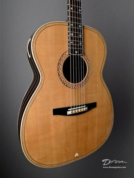 Bearclaw Sitka Spruce Top