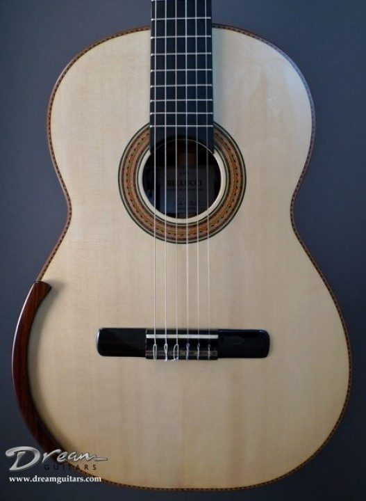 Spruce Top, Lattice Braced