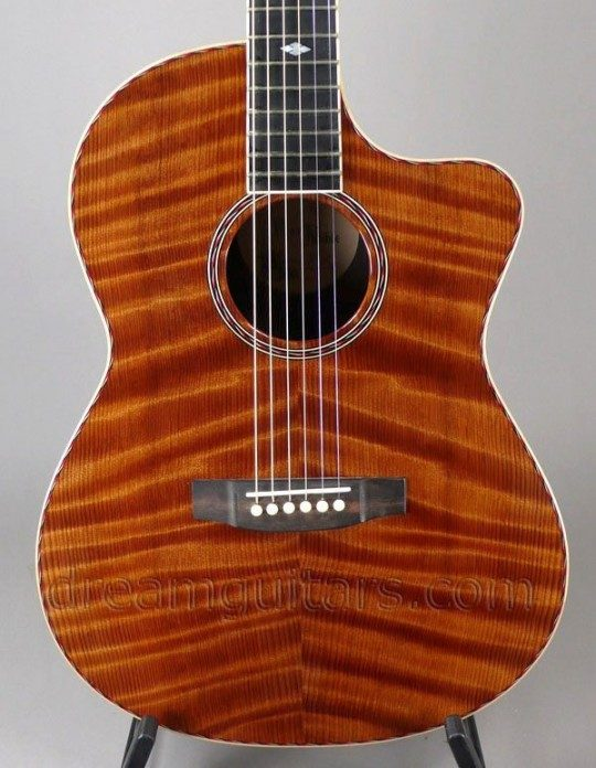Curly Redwood Top